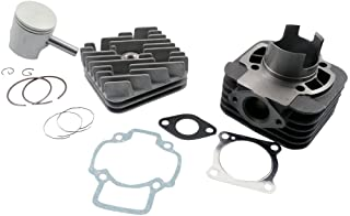 2EXTREME Sport Zylinder + Kolben 70ccm kompatibel für Piaggio Zip 2 Cat AC, Base, Fast Rider