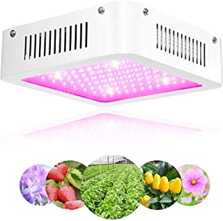 600W LED Grow Light for Indoor Plants,Green House Lights,Full Spectrum Grow Lamp for Veg and Flower(Actual Power Consumption 100W)