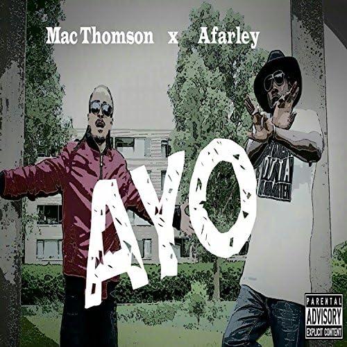 MAC Thomson feat. AFarley