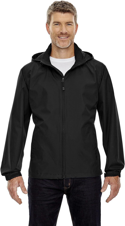 North End Men's Zipper Techno Lite Jacket