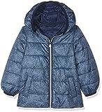 Z Doudoune Fine imprimé Denim Manteau, Bleu (Indigo), 12-18 Mois (Taille Fabricant: 18M) Bébé...