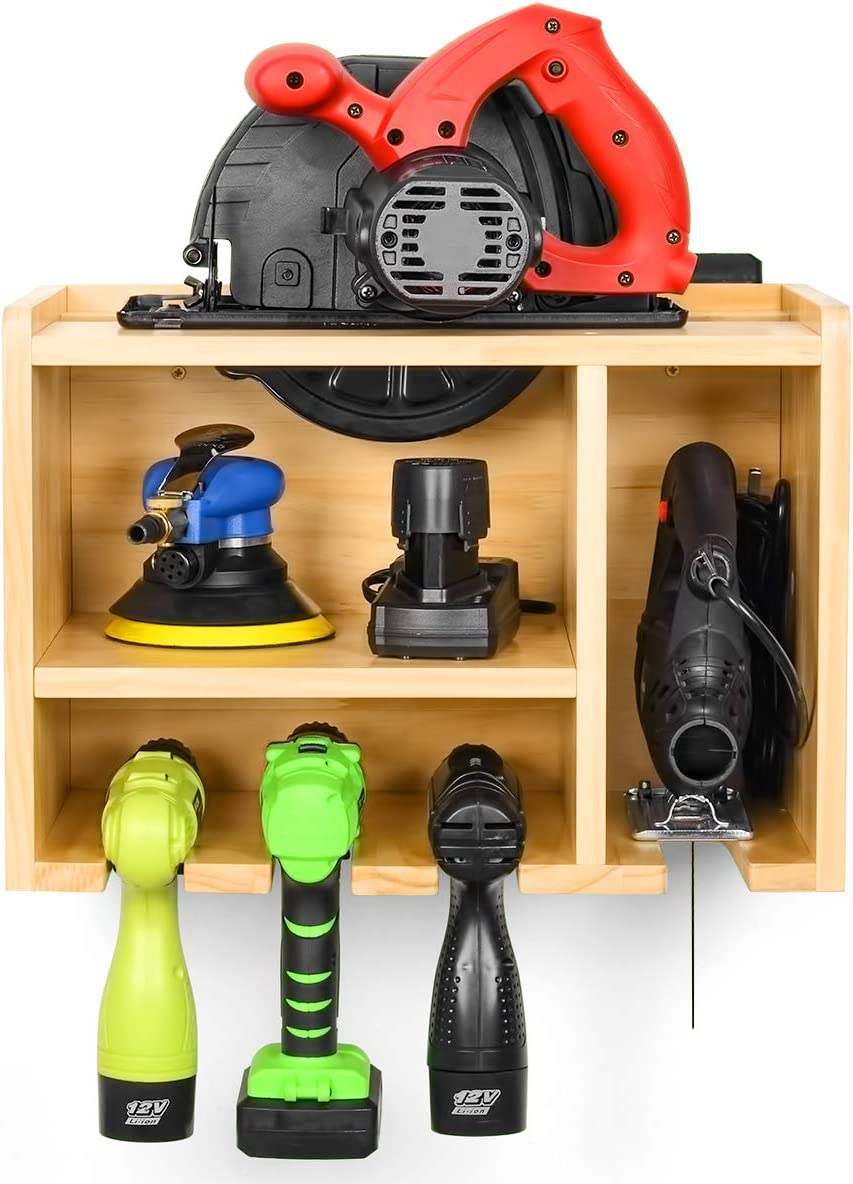 Power Tool Organizer Drill All items free shipping quality assurance Charging Jig Saws Circular Station