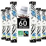 ☘️ Capsulas Nespresso Compatibles   Capsulas cafe ECOLÓGICAS Arabica FAIRTRADE Biodegradables  ...