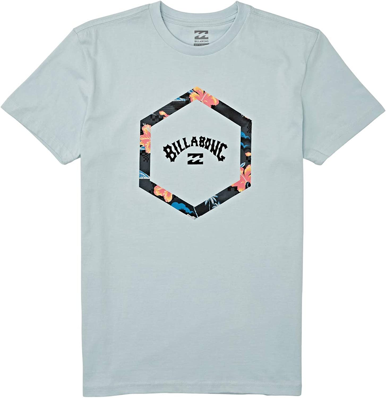 Billabong Boys' Premium Short Sleeve Graphic Tee T-Shirt