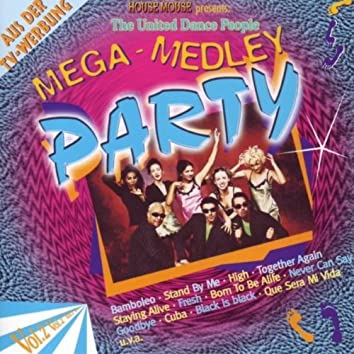 House Mouse - Mega Medley Party Power Vol. 2