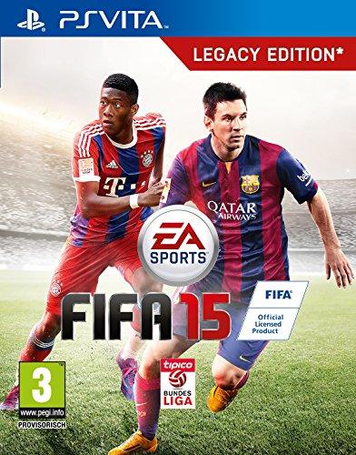 FIFA 15 - Standard Edition [AT-Pegi] - [PlayStation Vita]