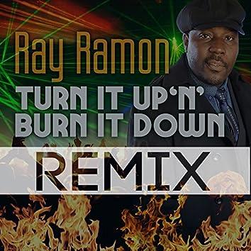 Turn It Up 'N' Burn It Down (Remixes)
