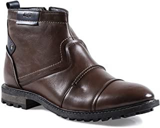 ID Men Brown Boots
