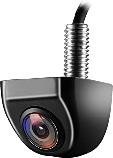 NATIKA Backup/Front View Camera,IP69K Waterproof Great Night Vision HD and Super Wide Angle Metal OEM Style Reverse Rear V...