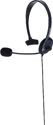 Kit com headset - base carregadora e cabo de carga para - Preto - PlayStation 4
