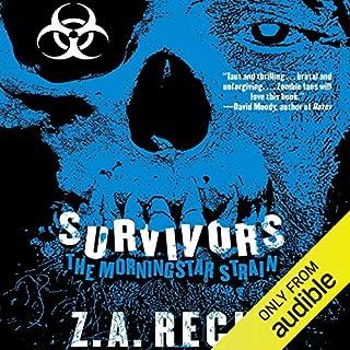 Survivors audiobook cover art