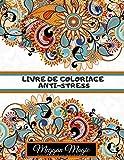 Livre de Coloriage Anti-stress: Beaux dessins sur divers sujets (paysages, vie quotidienne ...). Livre de coloriage pour adultes, dessins anti-stress, repos, détente, rêves, méditations.