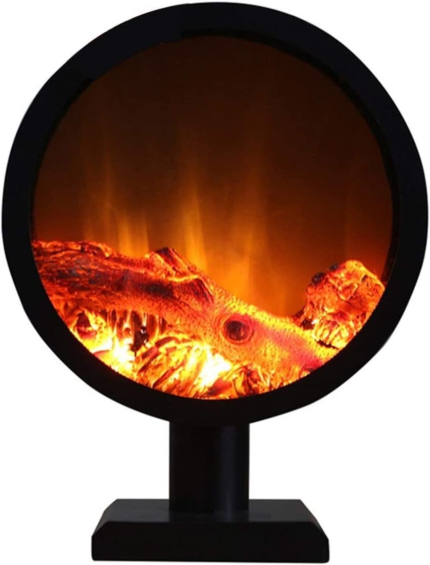 Qgg Electrical Fireplaces Freestanding Portable Houston Mall Firepla Regular discount Electric
