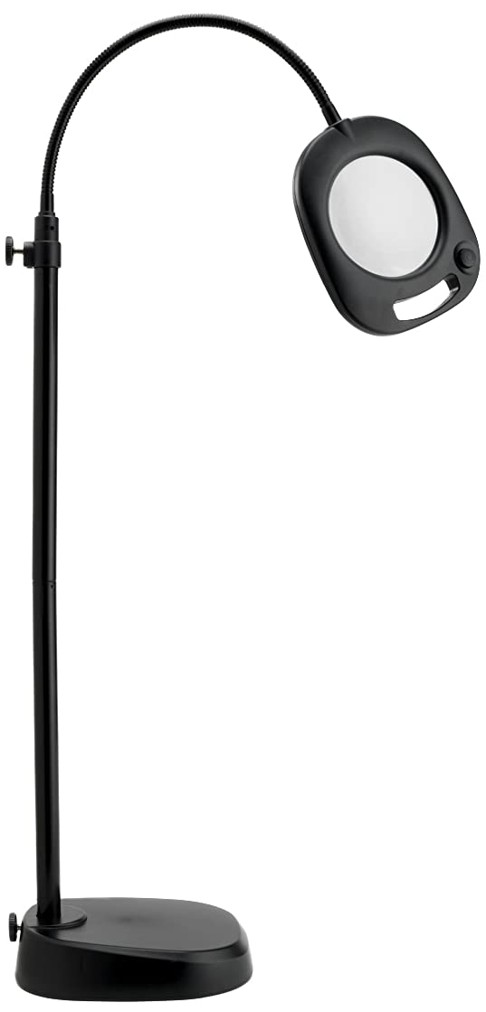 Daylight Naturalight LED Floor Lamp, 5-Inch
