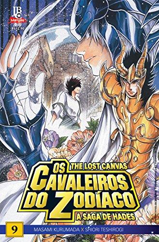 Cavaleiros do Zodíaco (Saint Seiya) - The Lost Canvas: A Saga de Hades - Volume 9
