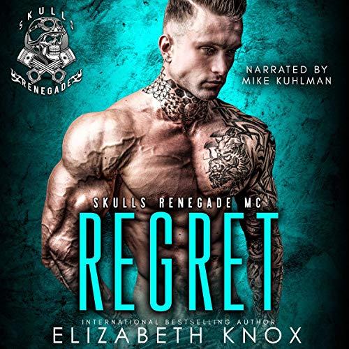 Regret audiobook cover art