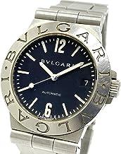 (ブルガリ)BVLGARI LCV35S ディアゴノ スポーツ デイト 自動巻き 腕時計 SS メンズ 中古