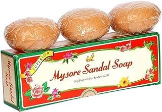 Mysore Sandal 3 Soap (150 g x 3)