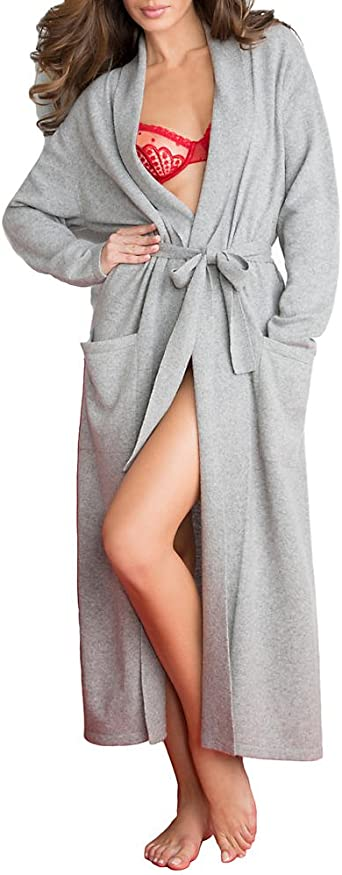 Cashmere Robe At Amazon Women S Clothing Store