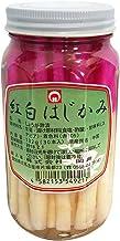 紅白はじかみ(瓶) M 132g(30本入)