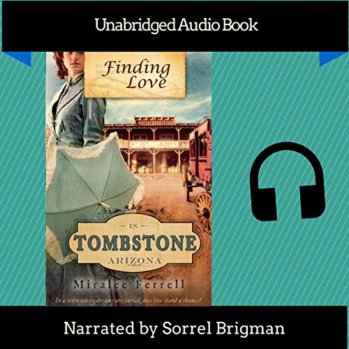 Finding Love in Tombstone Arizona cover art