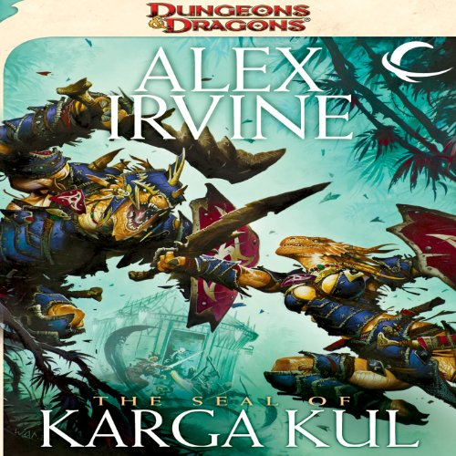 The Seal of Karga Kul audiobook cover art