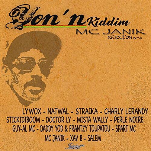 Mwen'm pa bizwen plis (Yon'n riddim Janik MC session n° 4)