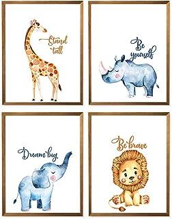 Safari Nursery Print - 8