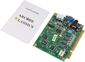 F-ber Hot Classical Arcade Video Game 60 in 1 PCB Jamma Board CGA VGA Output for JAMMA Arcade Cabinet AC708 w/ box
