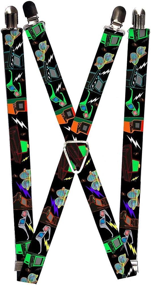 Buckle-Down Suspender - Arcade