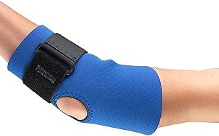 OTC Elbow Support, Encircling Support Strap, Neoprene, Blue, Medium
