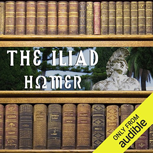 The Iliad                   By:                                                                                                                                 Homer,                                                                                        Samuel Butler - translator                               Narrated by:                                                                                                                                 Matthew Josdal                      Length: 14 hrs and 50 mins     2 ratings     Overall 4.5