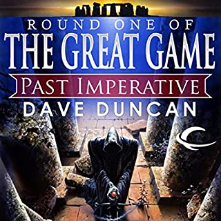 Past Imperative audiobook cover art