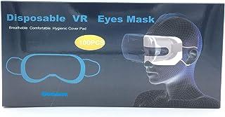 VR Mask [100 Count] Disposable VR Covers, VR Disposable Face Mask, VR Face Mask, Sanitary Masks, VR Mask Disposable, Virtu...