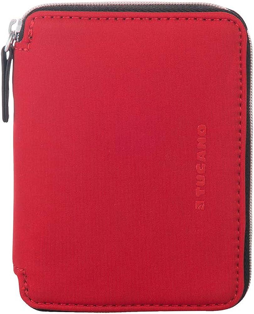 Tucano portafogli porta carte di credito per donna in neoprene TVA-SIW-R