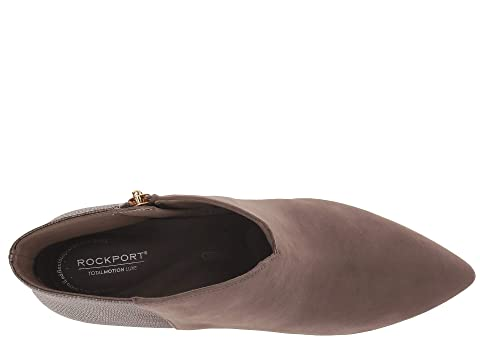 Rockport Luxe Fer Totale Valerie Blackwarm Mouvement Chaussure RPn4fxUwq