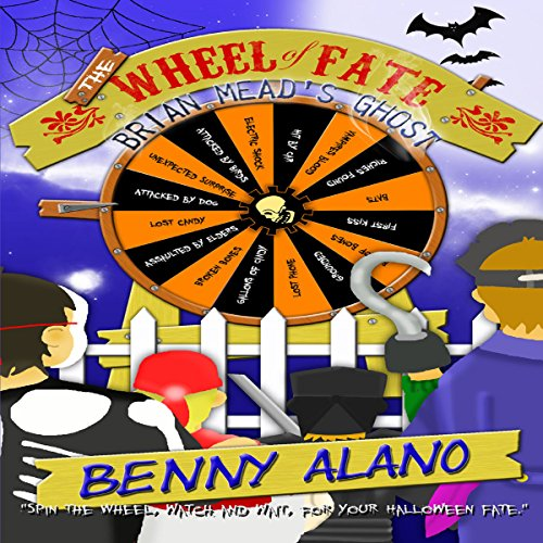 The Wheel of Fate: Brian Mead's Ghost                   By:                                                                                                                                 Benny Alano                               Narrated by:                                                                                                                                 Christopher Hudspeth                      Length: 1 hr and 52 mins     1 rating     Overall 5.0