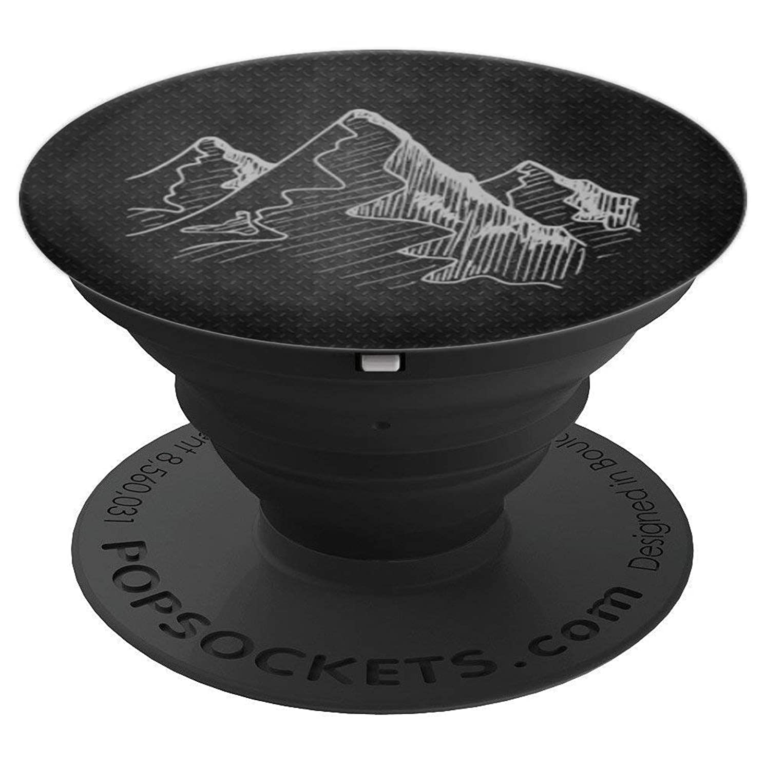 Mountain Scenery - PopSockets Grip and Stand for Phones and Tablets