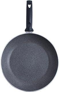 Frigideira Elba Granitium Alumínio Antiaderente 28 cm Cinza Ballarini
