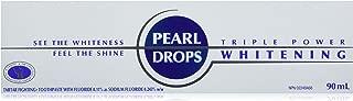 Pearl Drops Triple Power Whitening Toothpaste 3.04 Fl Oz / 90 Ml