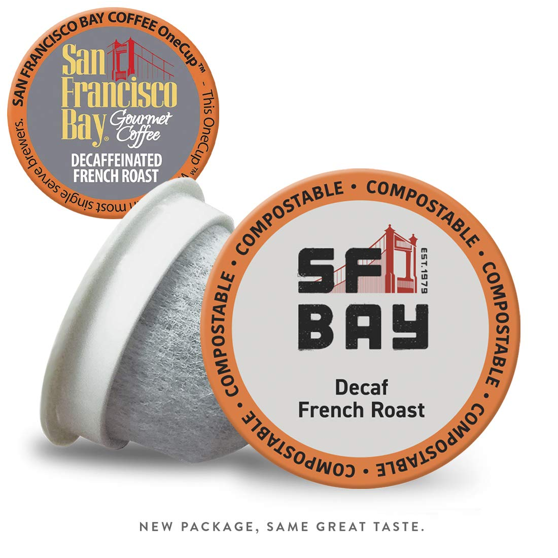 San Francisco Bay K cup Coffee