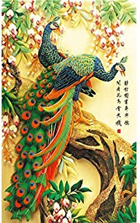 Best peacock chinese painting Reviews