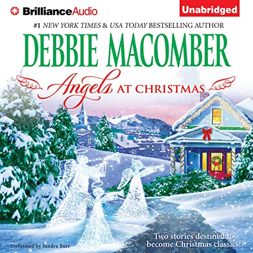 Angels at Christmas cover art