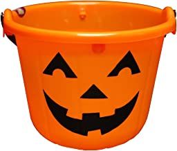 Glowmaker Halloween Light Up Pumpkin Bucket