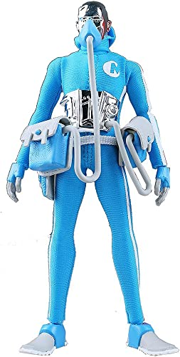 Microman String Divers SD04 Sam 1 12 Ma ab ABS bemalte Action-Figur