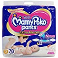 MamyPoko Pants Extra Absorb Diaper, Small (Pack of 78)