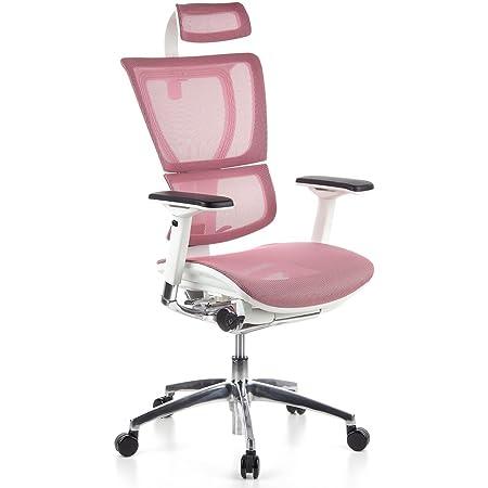 Bürostuhl rosa