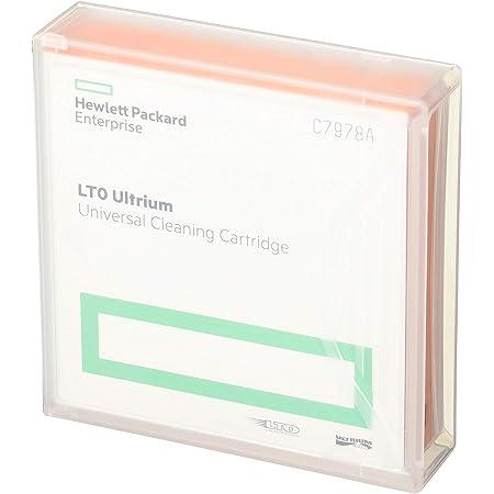 HPE LTO Ultrium Cartouche de Nettoyage Universelle Pack de 1