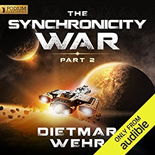 The Synchronicity War: Part 2                   By:                                                                                                                                 Dietmar Wehr                               Narrated by:                                                                                                                                 Luke Daniels                      Length: 9 hrs and 13 mins     108 ratings     Overall 4.6