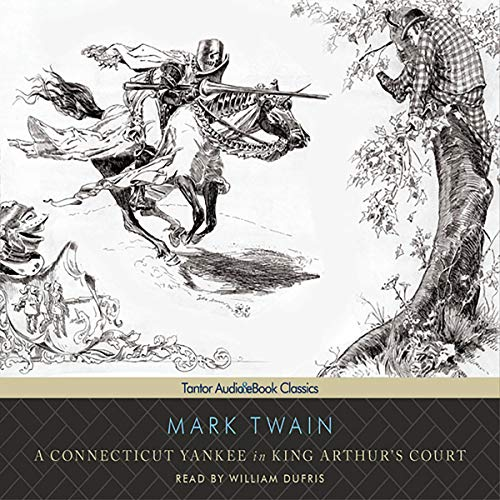 Page de couverture de A Connecticut Yankee in King Arthur's Court